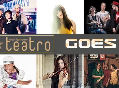 Teatro goes Live – alle Termine