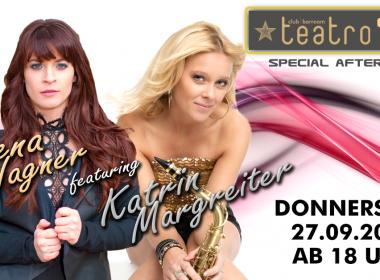 Teatro goes Live – Verena Wagner feat. Katrin Margreiter