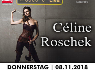Teatro goes Live – mit CELINE ROSCHEK
