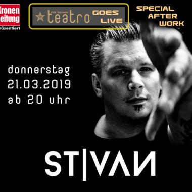 Teatro goes Live – Stivan