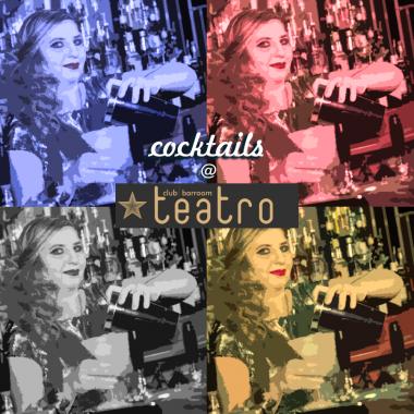 Saturday-Night Cocktails @teatro