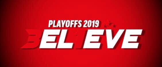Play offs 2019