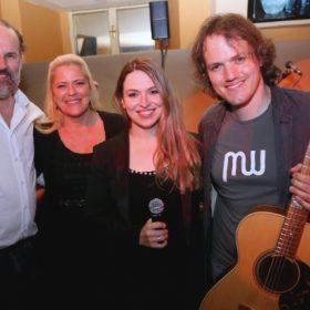 Manu Aigner feat. Markus Wutte live @ Teatro — Teatro goes live (again)