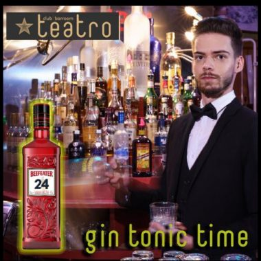 Teatro's Gin Tonic Time