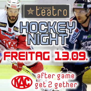 KAC home-opener: after game get2gether