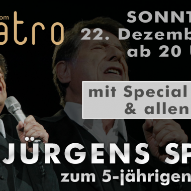 Udo Jürgens Special im Teatro – mit Special Live Act – Termin vormerken !!!!!!