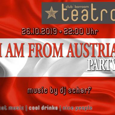 "Teatro presents ""I am from Austria"""