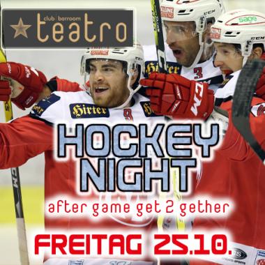 Hockey Night @ Teatro
