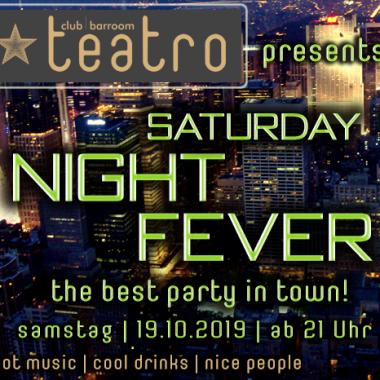Teatro presents Nightfever