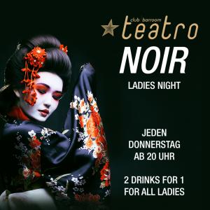 Teatro Noir – Ladies Night