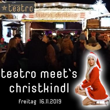 Teatro meets Christkindl