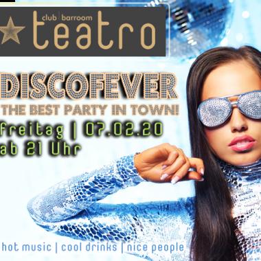 Teatro presents Discofever