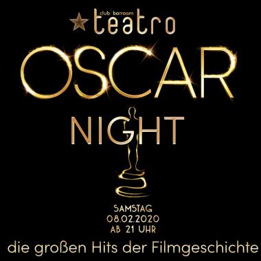 Teatro goes Oscar Night – mit den großen Hits der Filmgeschichte