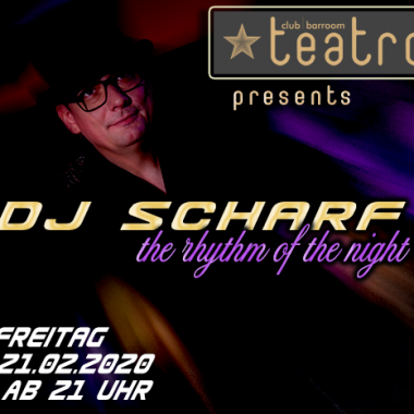 Teatro presents the rythm of the night