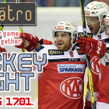 Teatro Hockey Night – after game get 2 gether