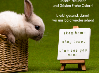 Osterhase @ Home