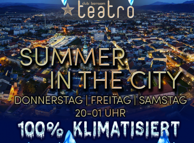 Did you miss …. Donnerstag-Abend @ Teatro
